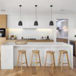 Een chique keuken creëren met luxe eetkamerstoelen